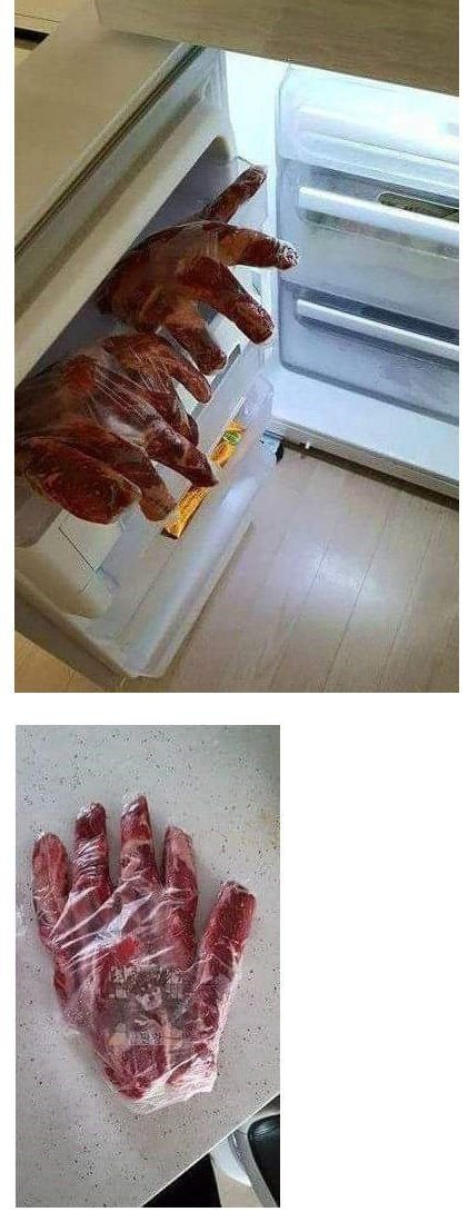 img_xl_20210721190139.jpg : 고기좀 비닐에 담아 냉장고에 넣어놔~