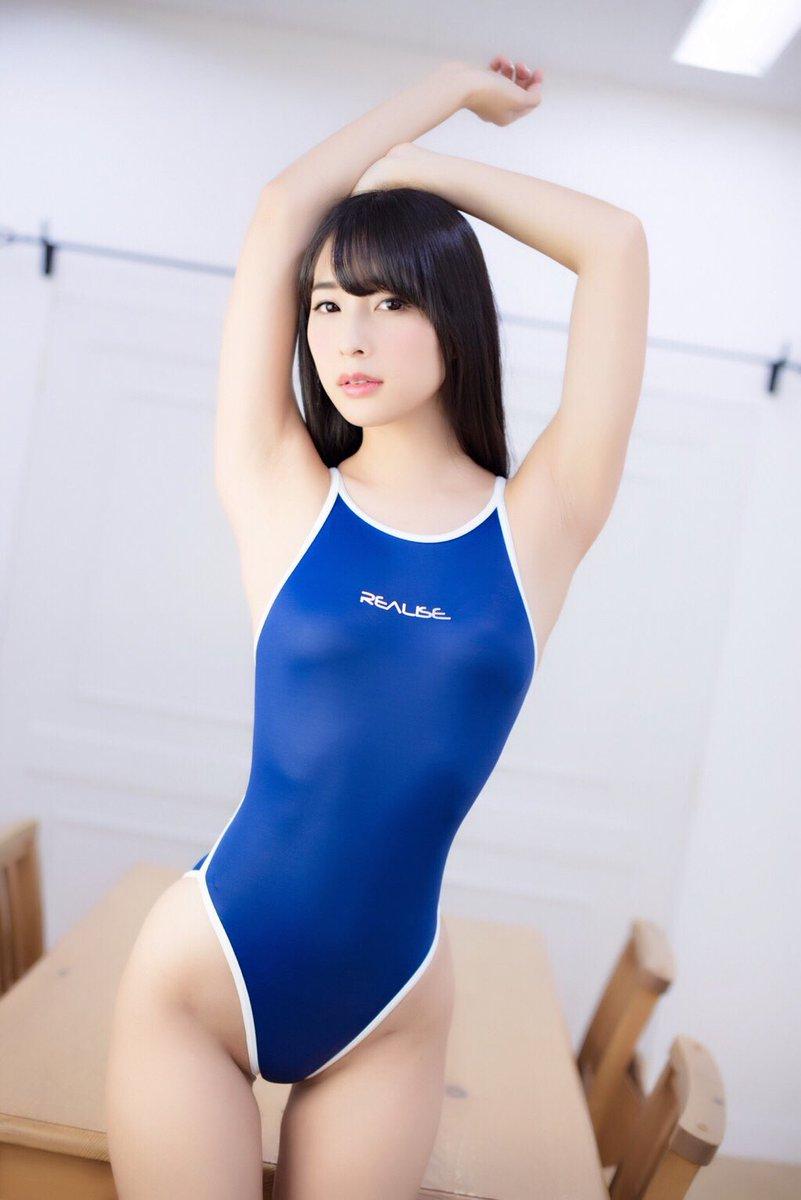 川崎あやのスク水画像