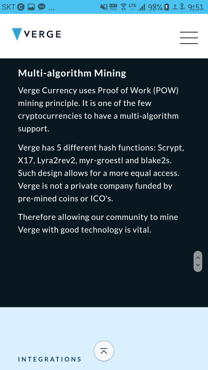 Screenshot_20180515-215105.png : 버지 홈페이지 vergecurrency.com Key tech 설명 업데이트